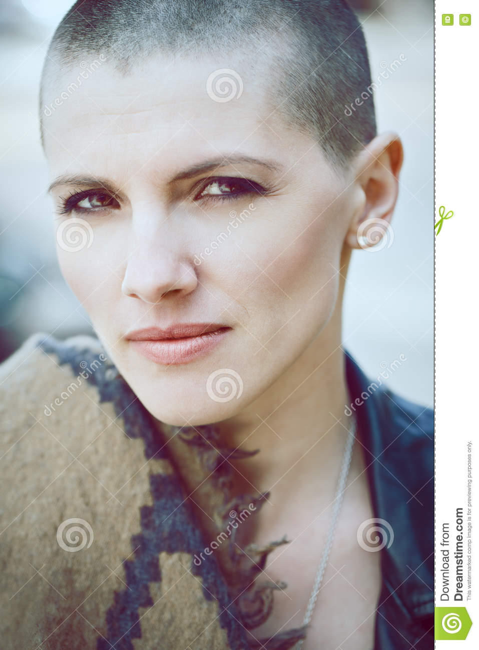 Woman shaved all over are beautiful