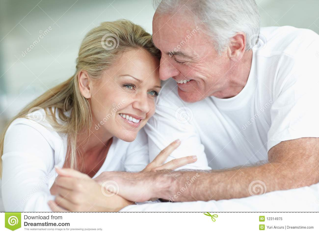 royalty free stock photo closeup of a romantic couple