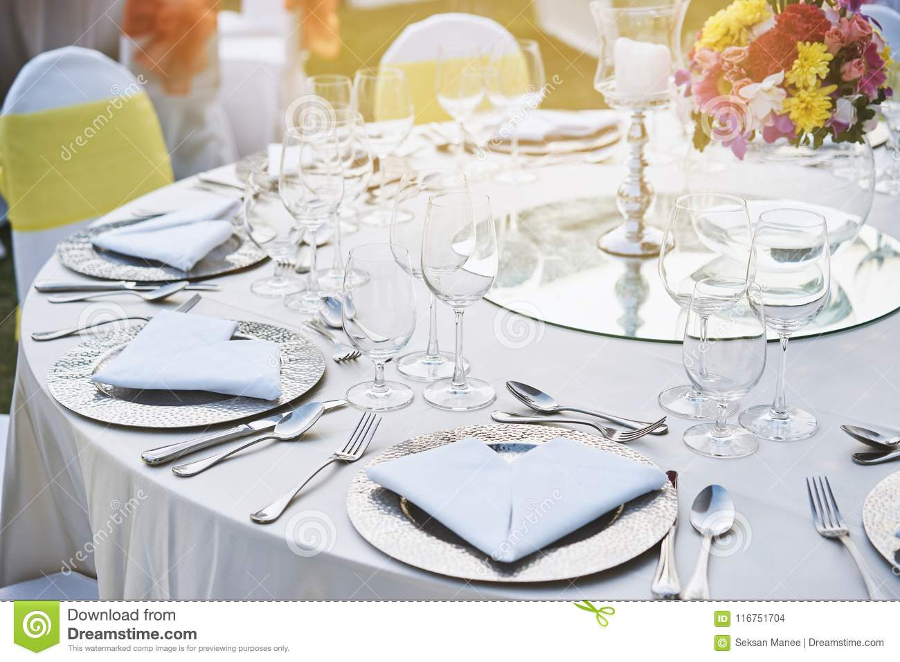 Wedding Napkin Stock Images 24 692 Photos