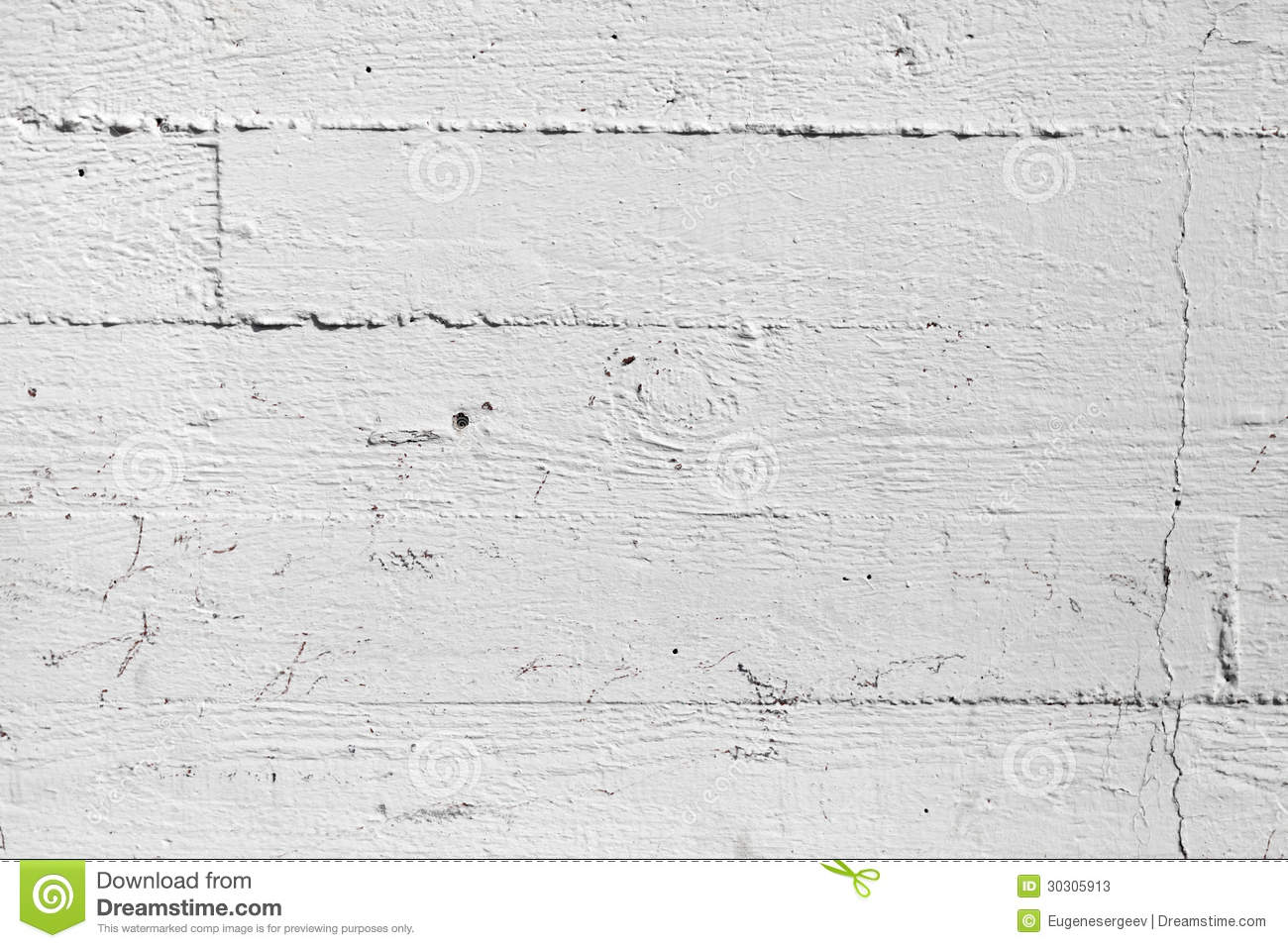 Closeup White Painted Concrete Wall Texture Stock Image Image of