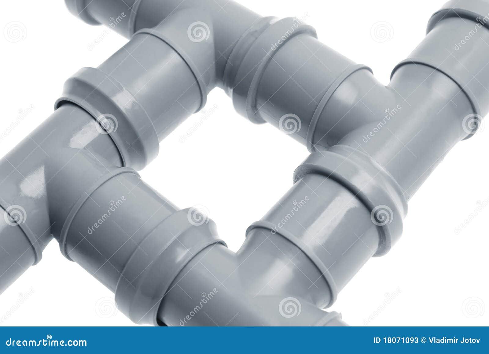 Closup składu cztery drymb klingerytu kanał ściekowy