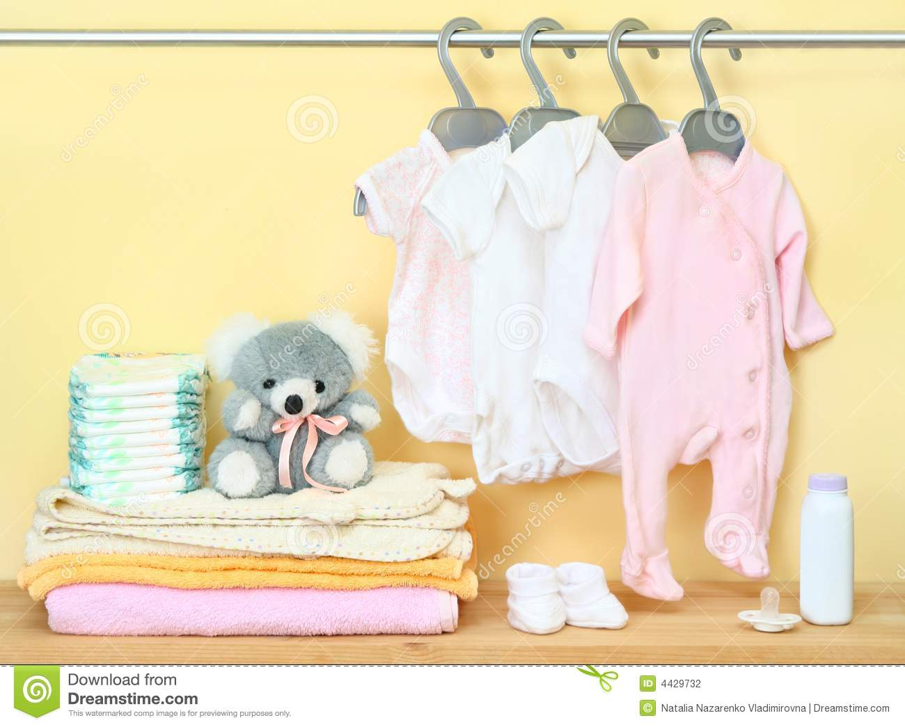 Baby accessories store business plan bundle