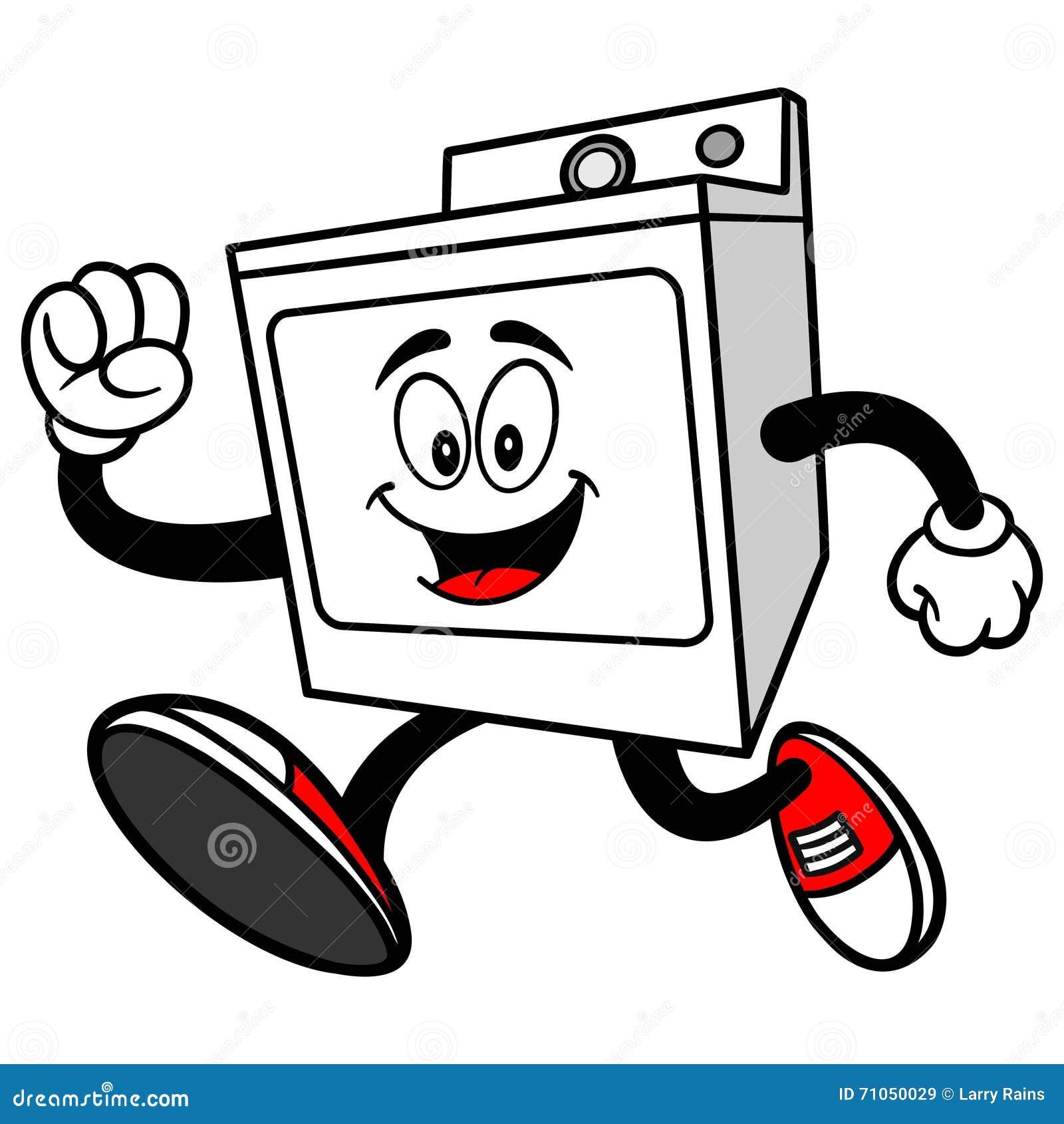 Tumble Dryer Cartoon ~ Mesmerizing clothes dryer clipart inspiration design