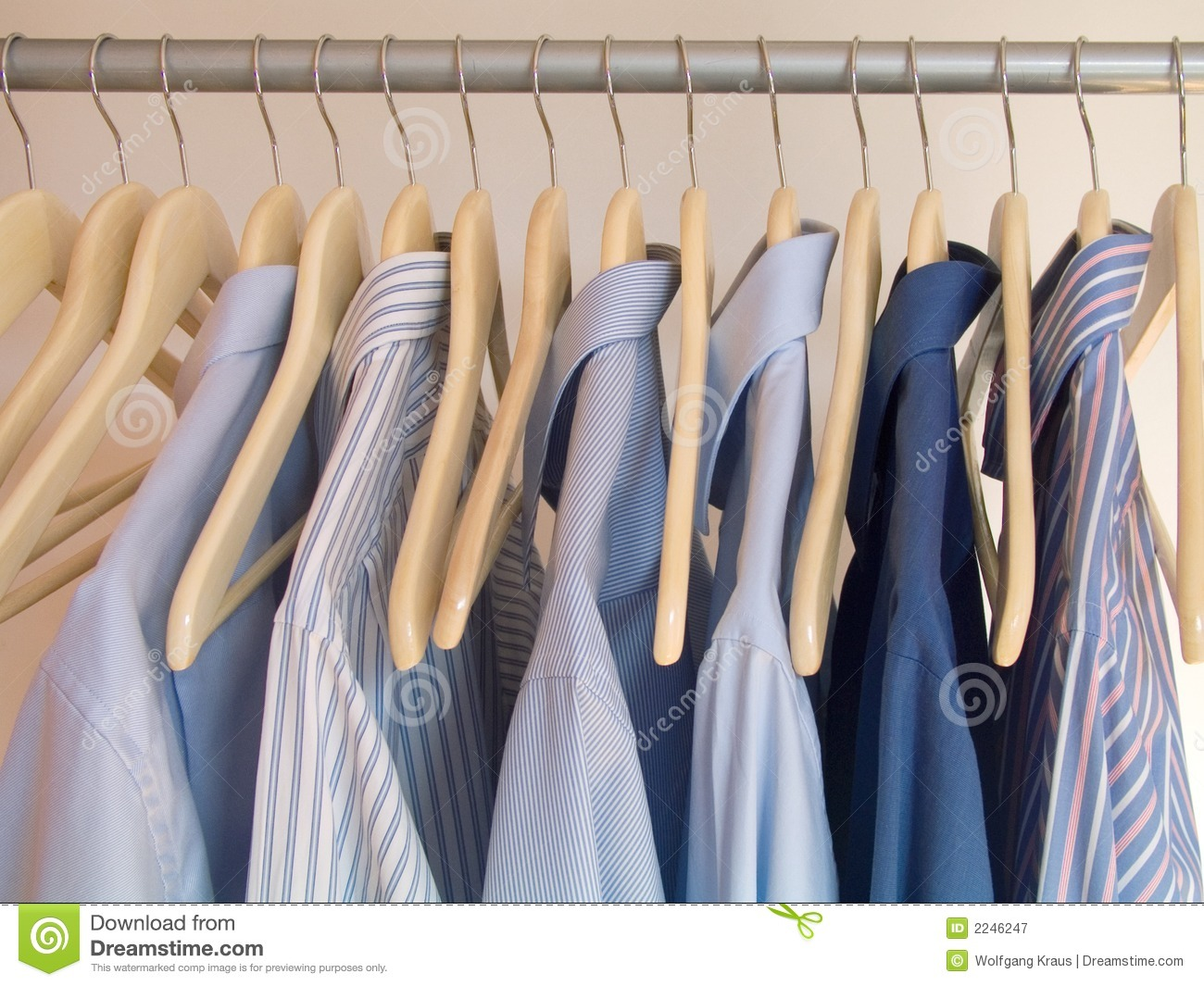 clothes hanger royalty free stock photography image 2246247