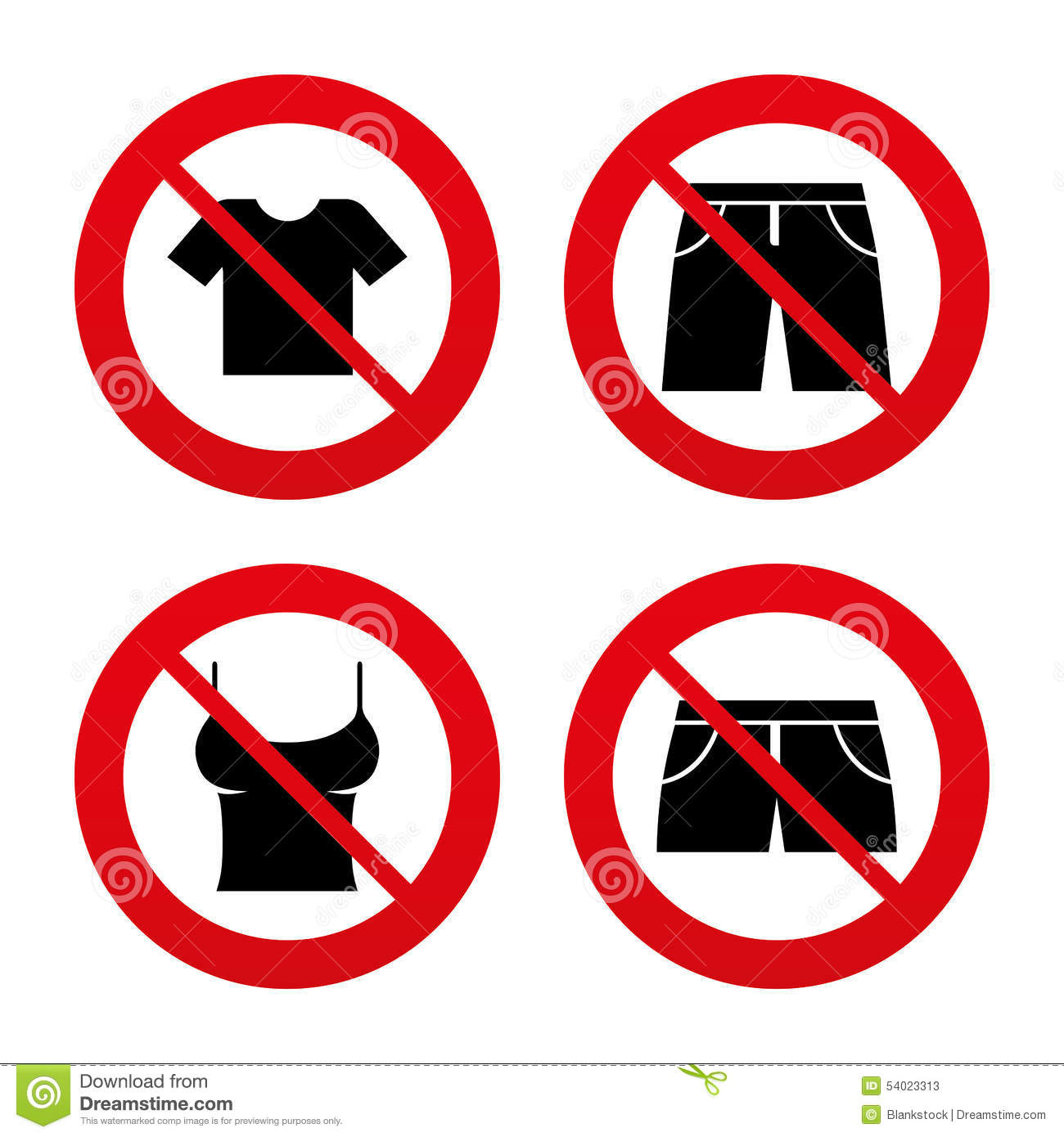 Clothes signs t shirt and pants with shorts stock vector clothes signs t shirt and pants with shorts buycottarizona Image collections