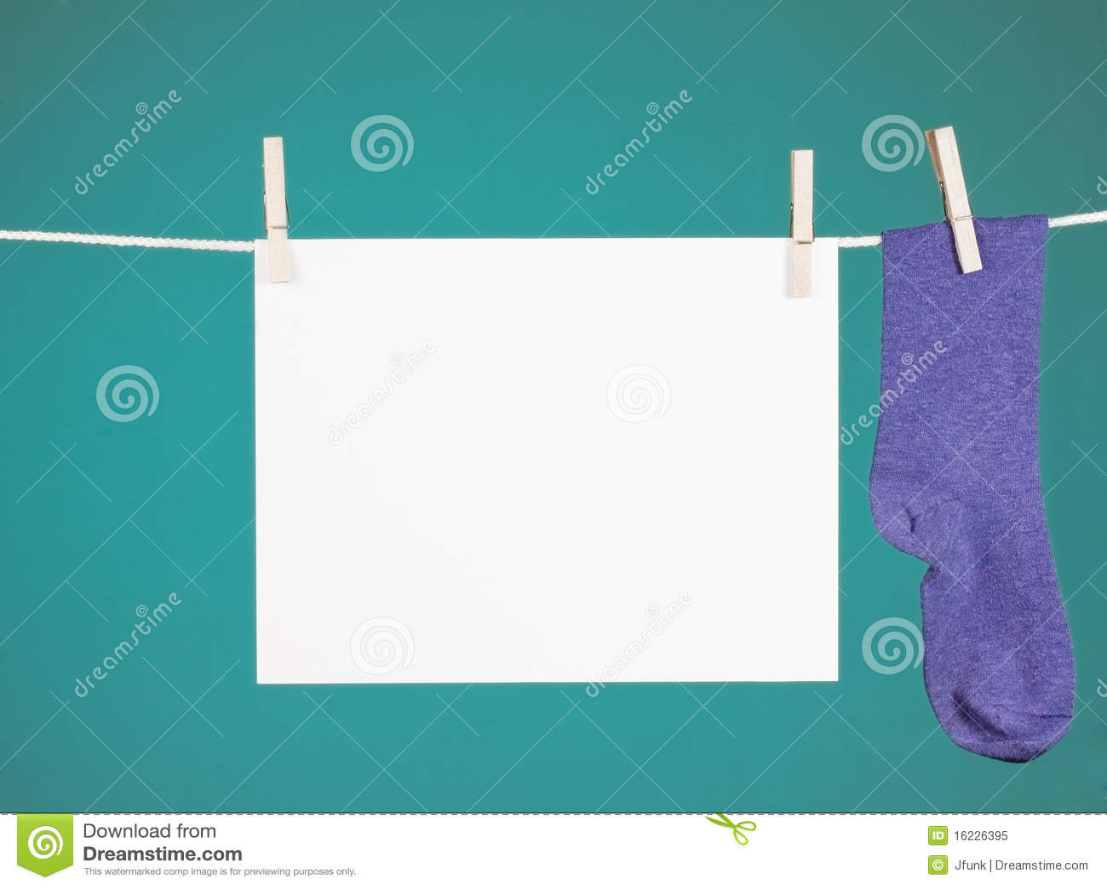 Clothesline Memo