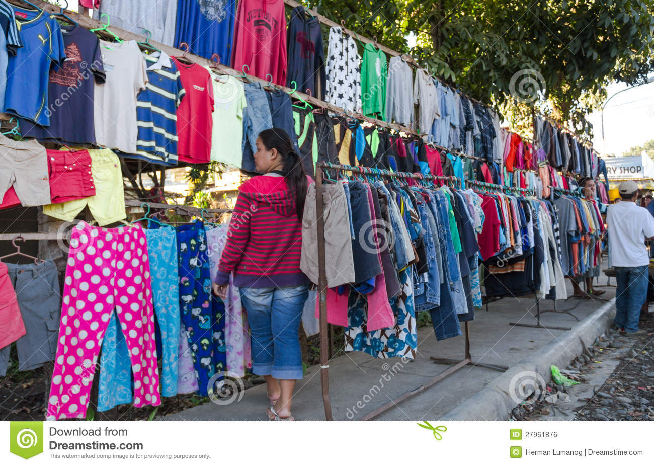 Clothing Business In Philippines Editorial Photo Image 27961876
