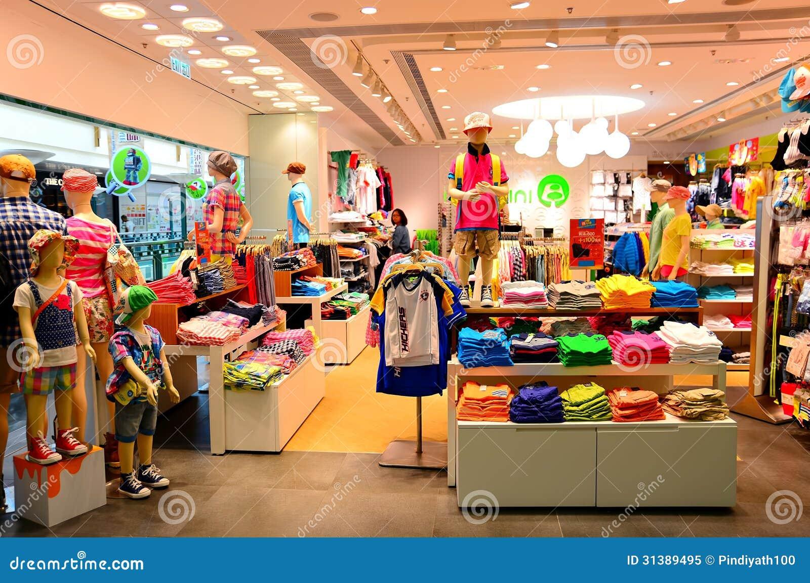 Image store clothing