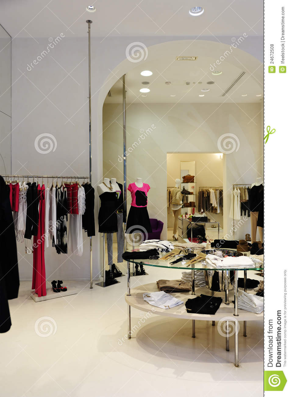 Small retail store designs joy studio design gallery best design for Fashion retail interior design