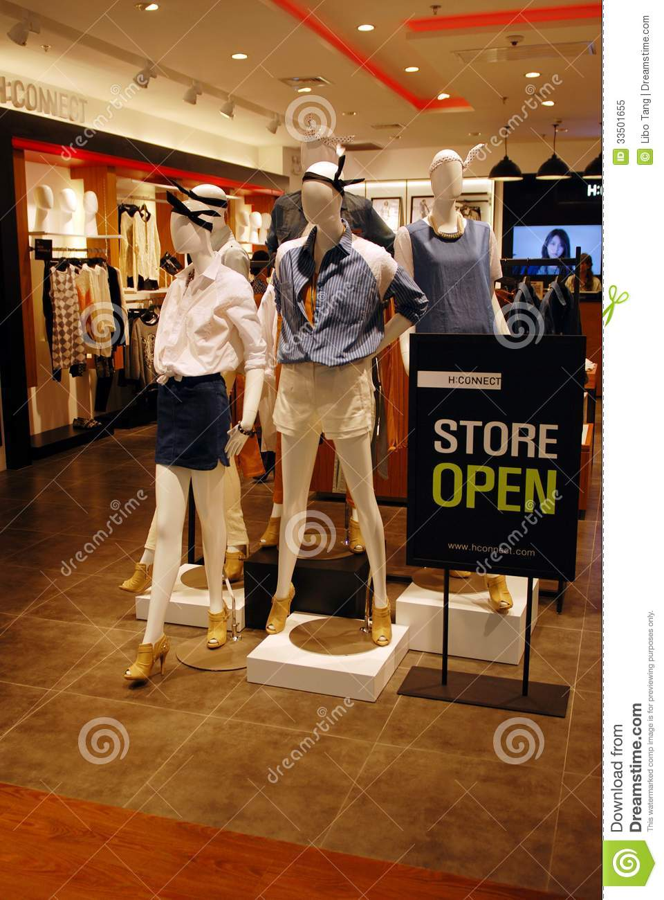 A good example of this is a clothing store, which in today's world of hour shopping, is easiest to do on the Internet. Starting a clothing store online simply requires the inventory to sell and some business and marketing savvy.