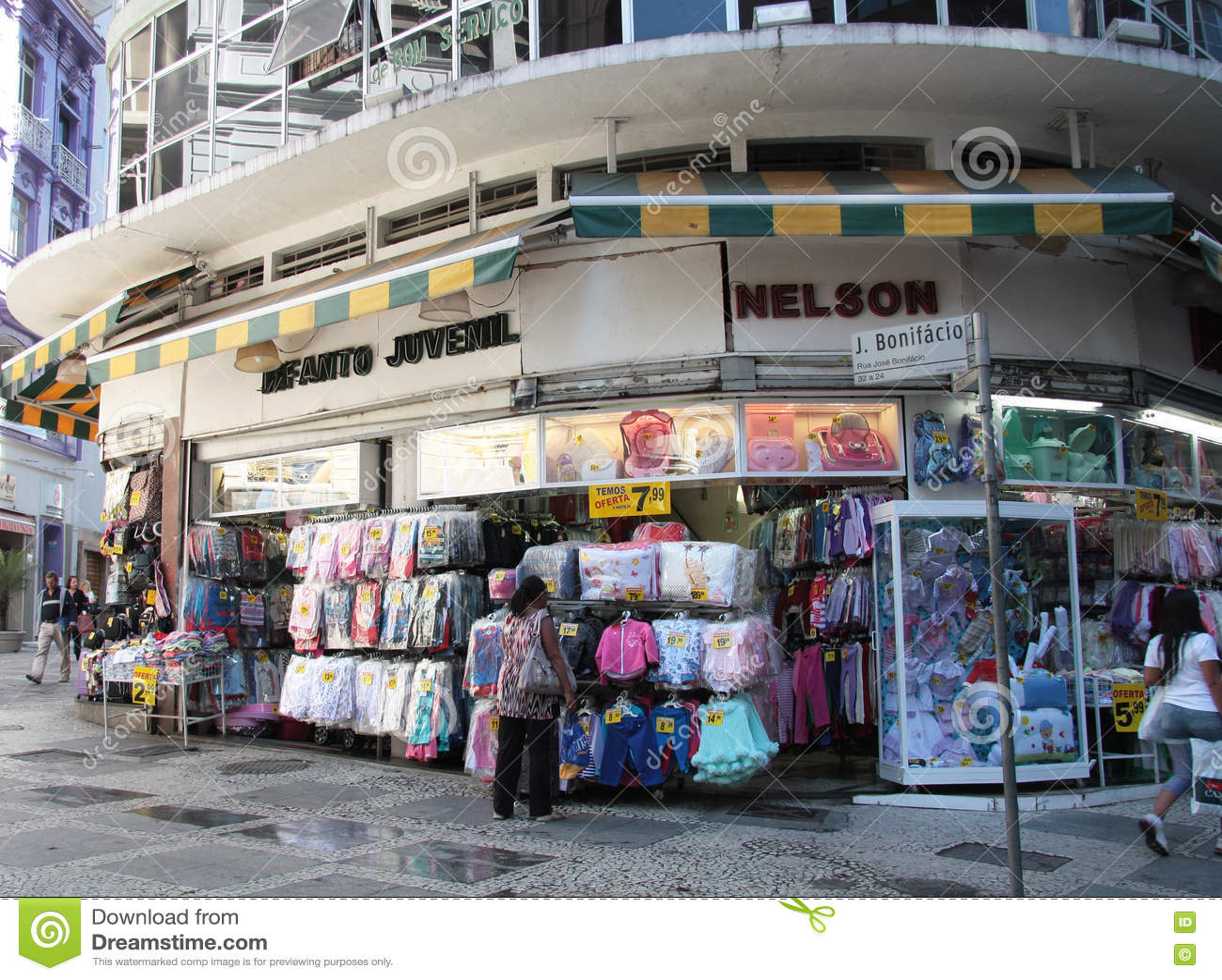 Brazilian clothing stores
