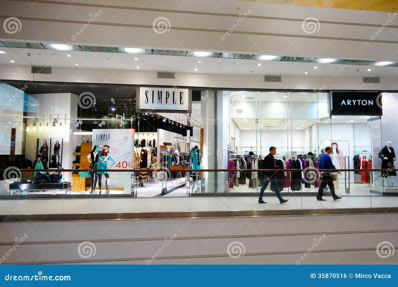 Bayshore mall clothing stores