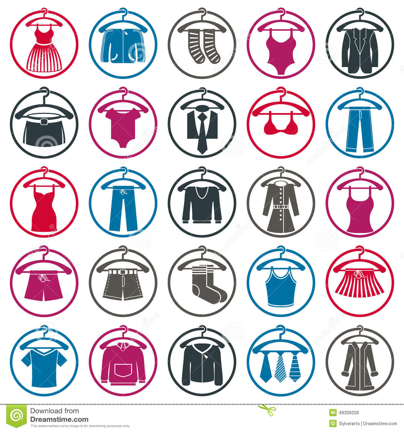 Clothing Care Labels and Symbol