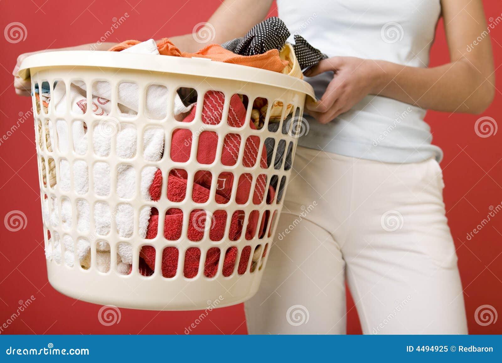 Clothing to the washing.