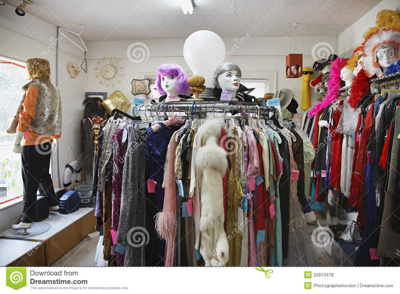 Clothing stores Stores buy used clothes
