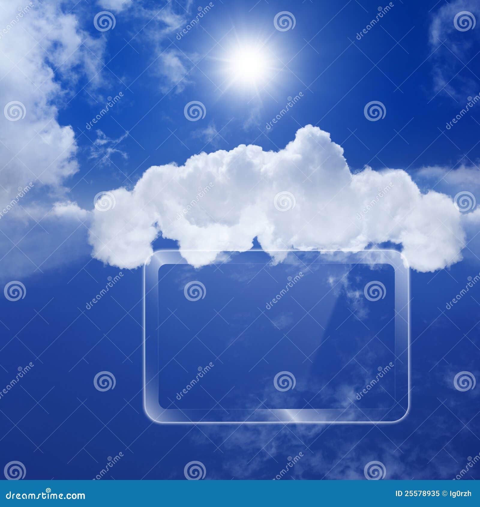 Cloud Computing Royalty Free Stock Photo - Image: 25578935