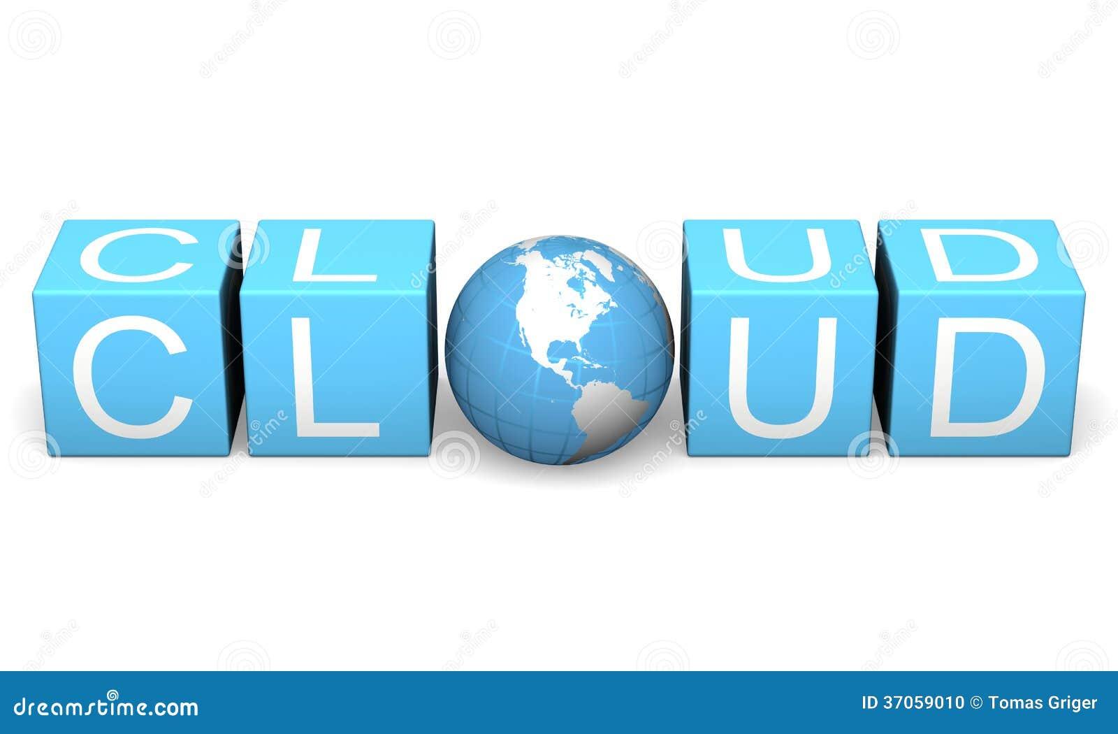 Cloud Computing Stock Photo - Image: 37059010