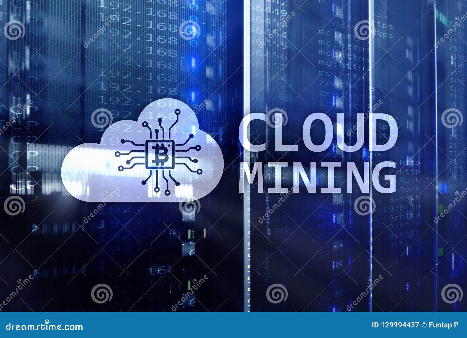 bitcoin mining cloud server)