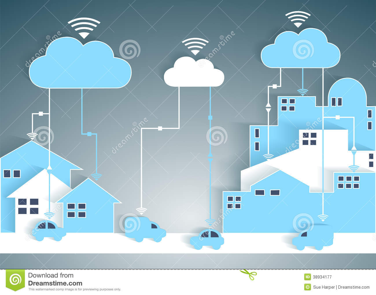 how to get free cloud wifi