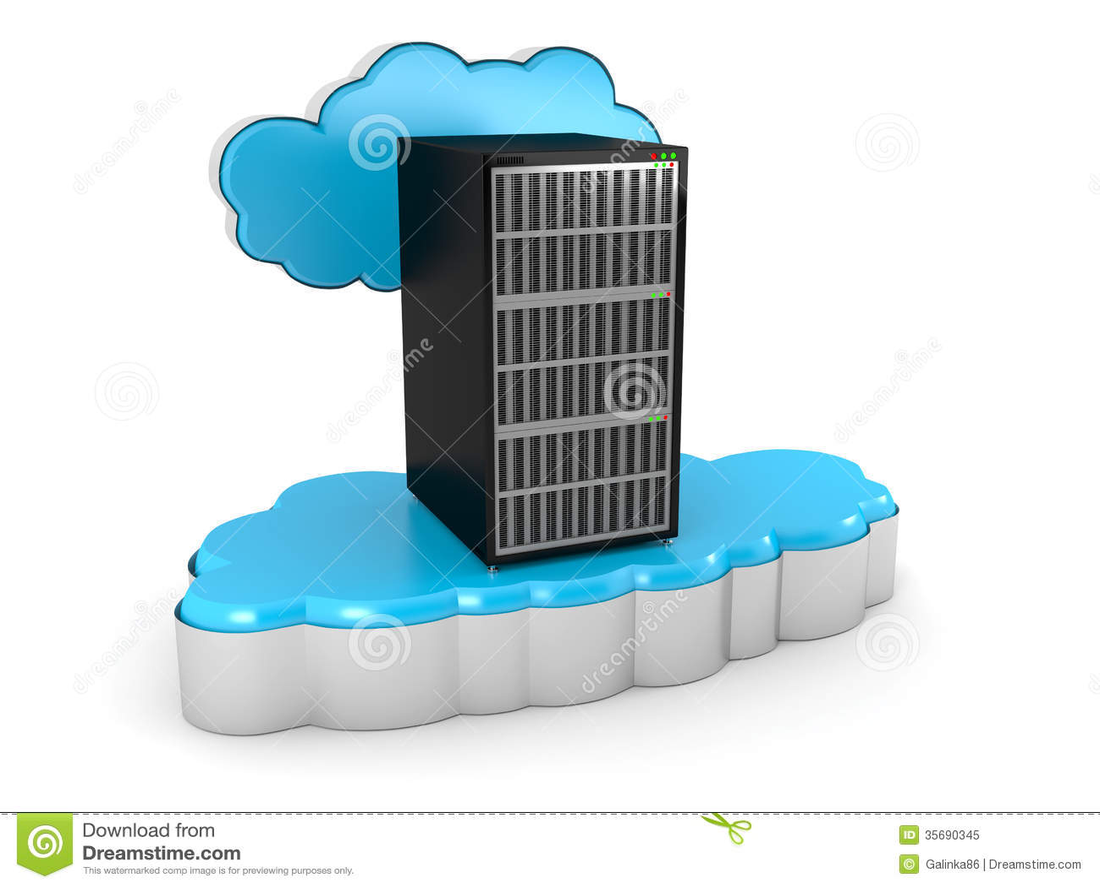 images d'installation du serveur cloud