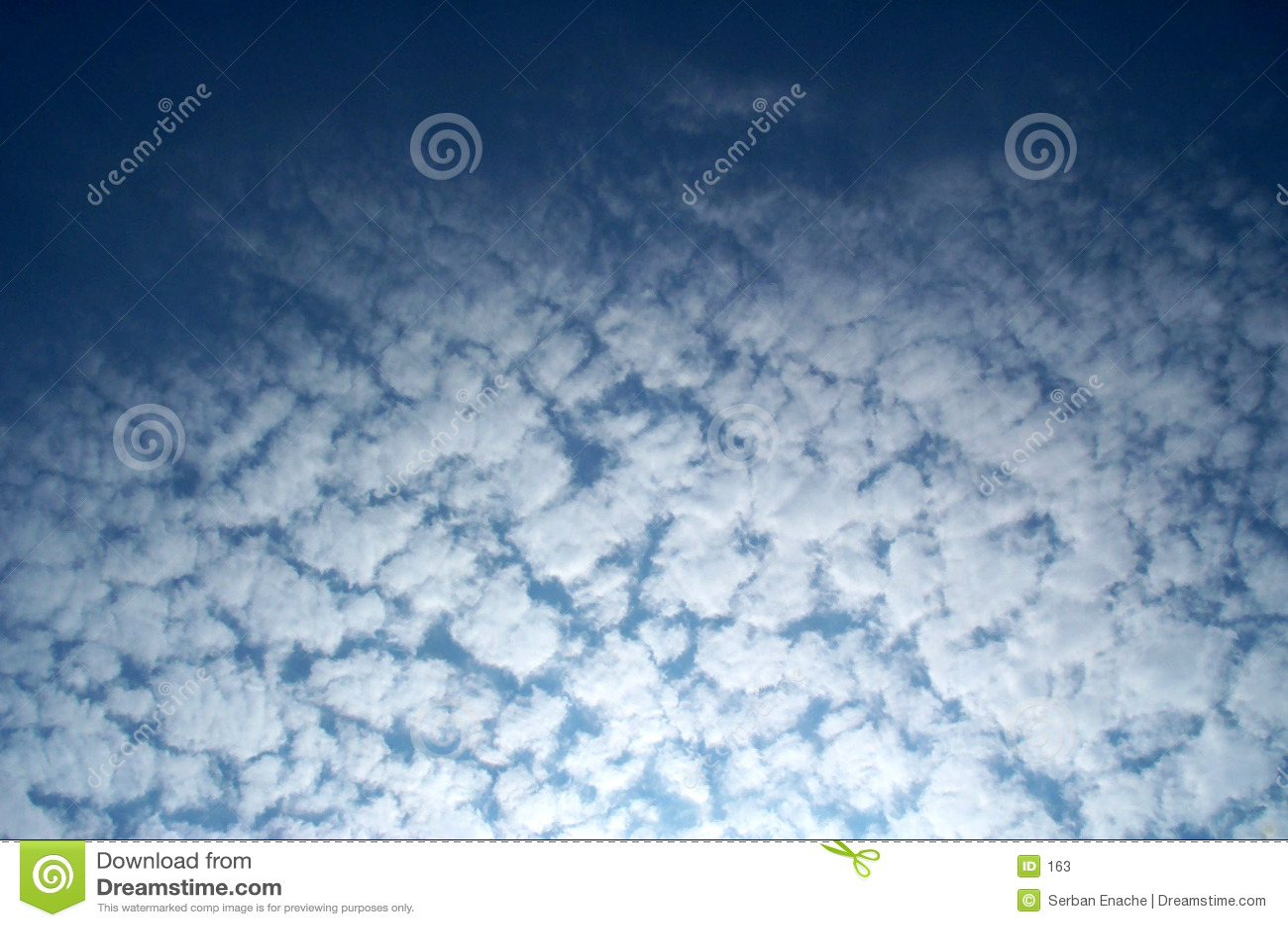 Cloud fractal