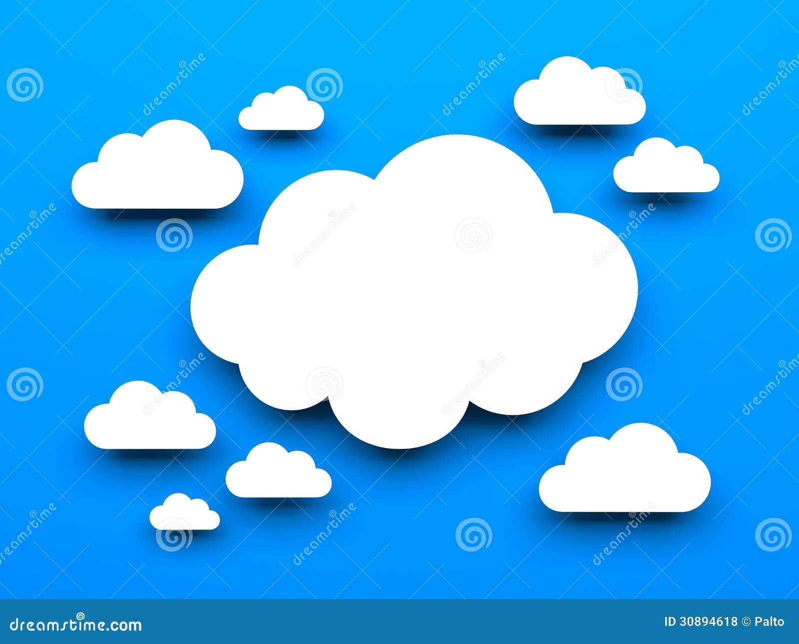 Royalty Free Stock S Cloud Metaphor