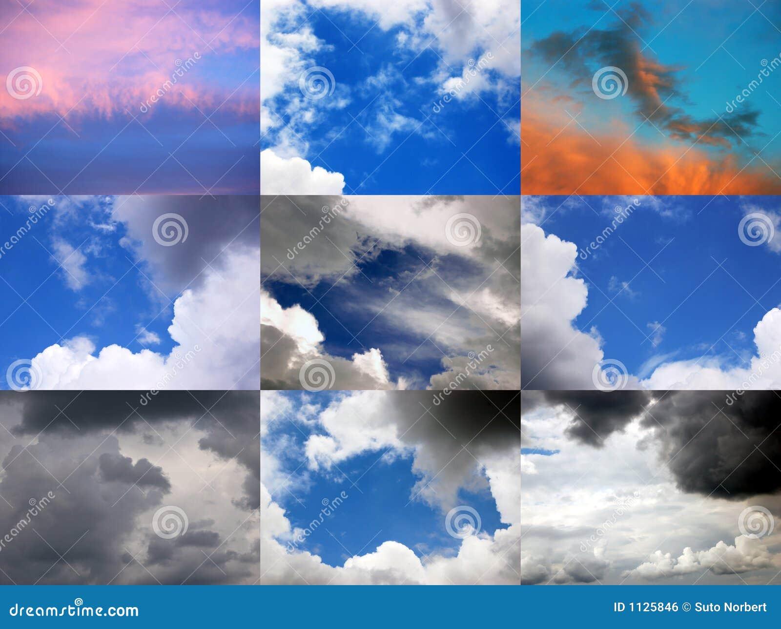 Cloud nieba
