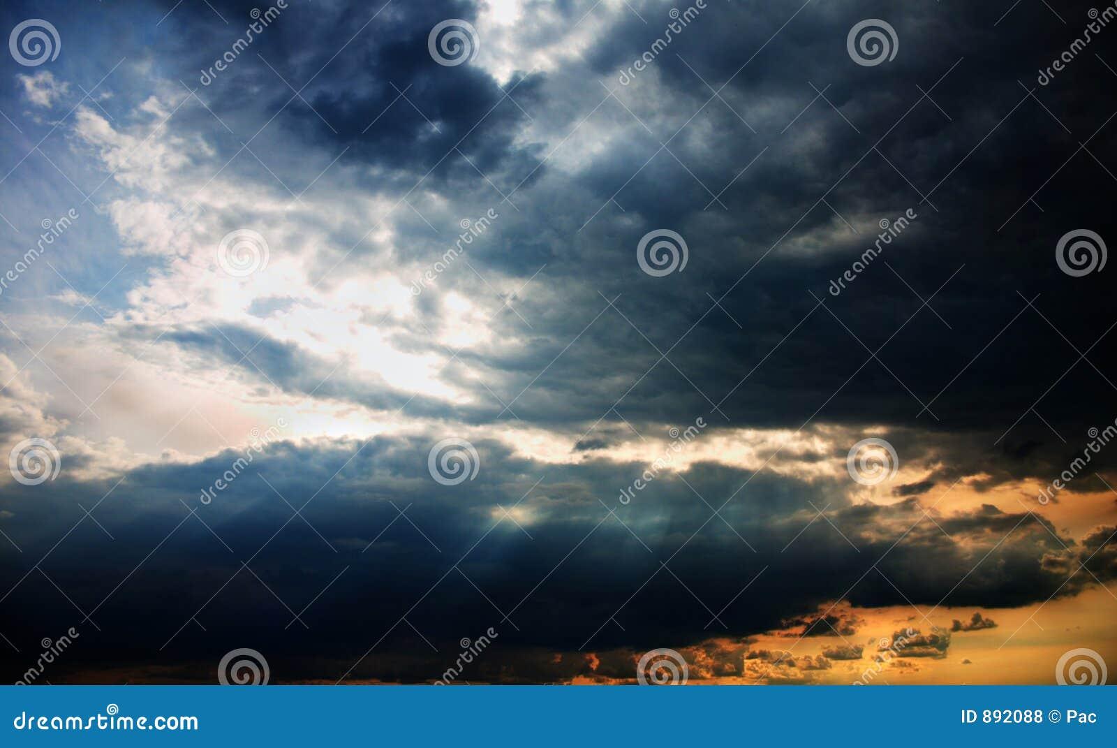 Cloud słońca