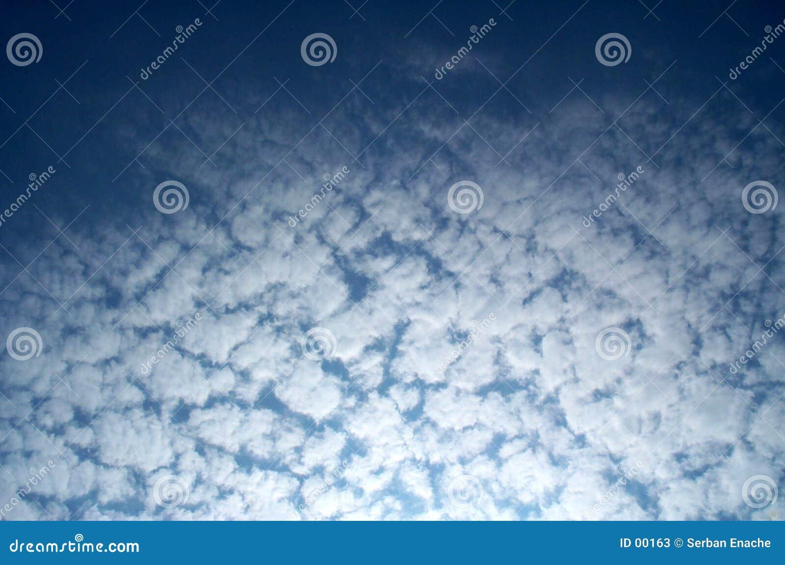 Clouds fractal