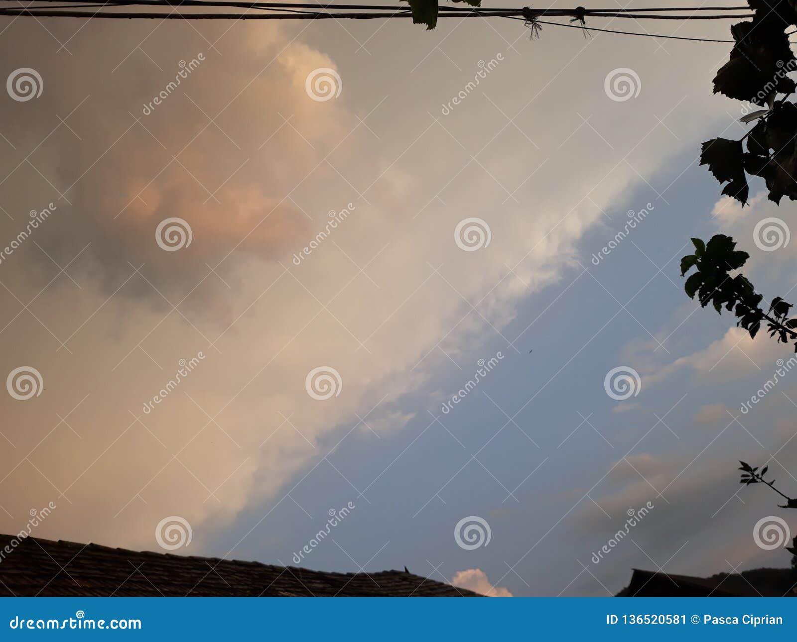 Clouds himmel