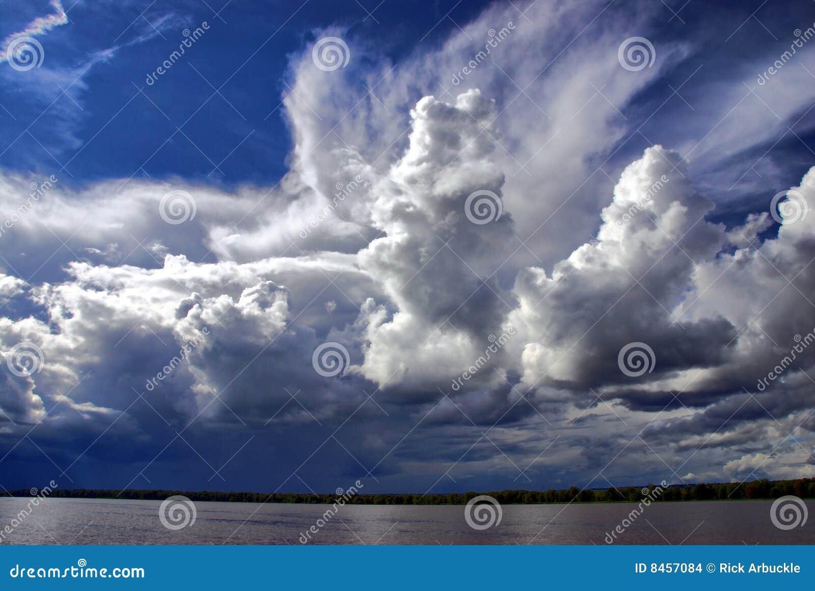 Clouds sommar