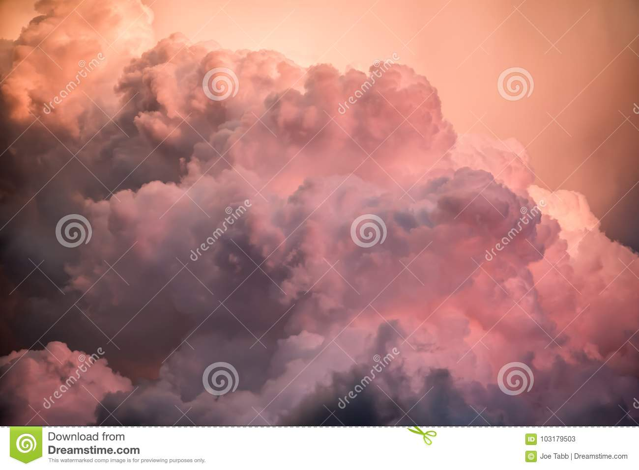 Clouds at susnet