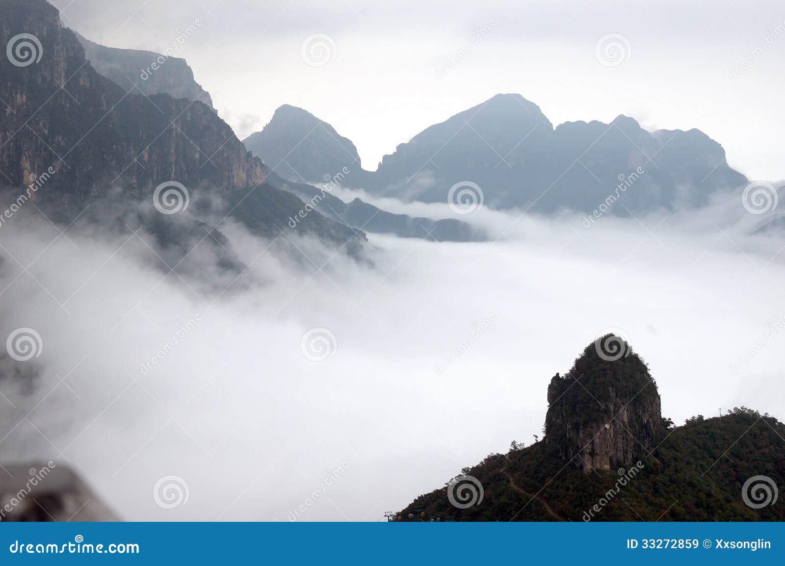 Clouds in Tashan