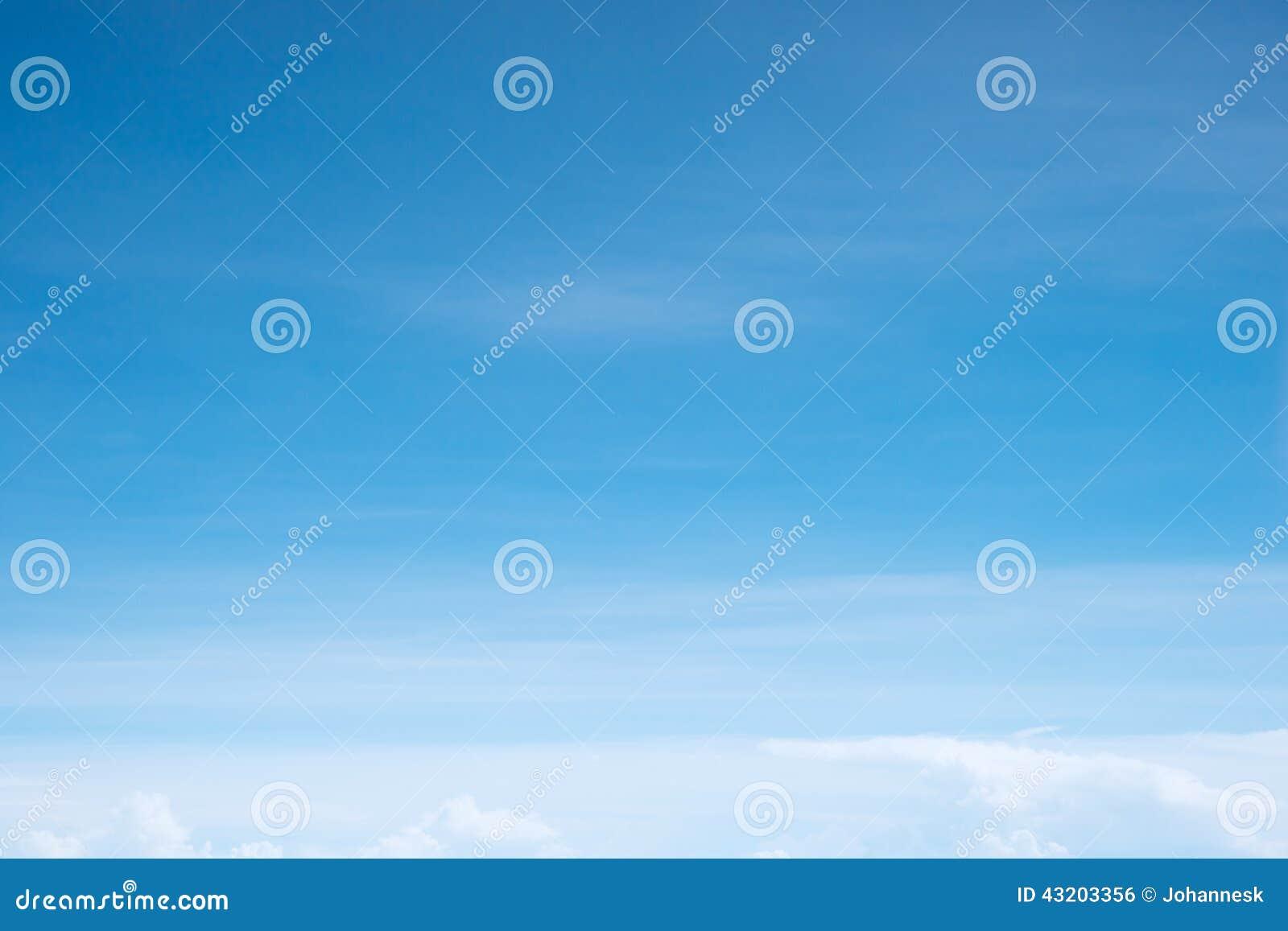 Download Cloudscape arkivfoto. Bild av oklarhet, ovanför, horisont - 43203356