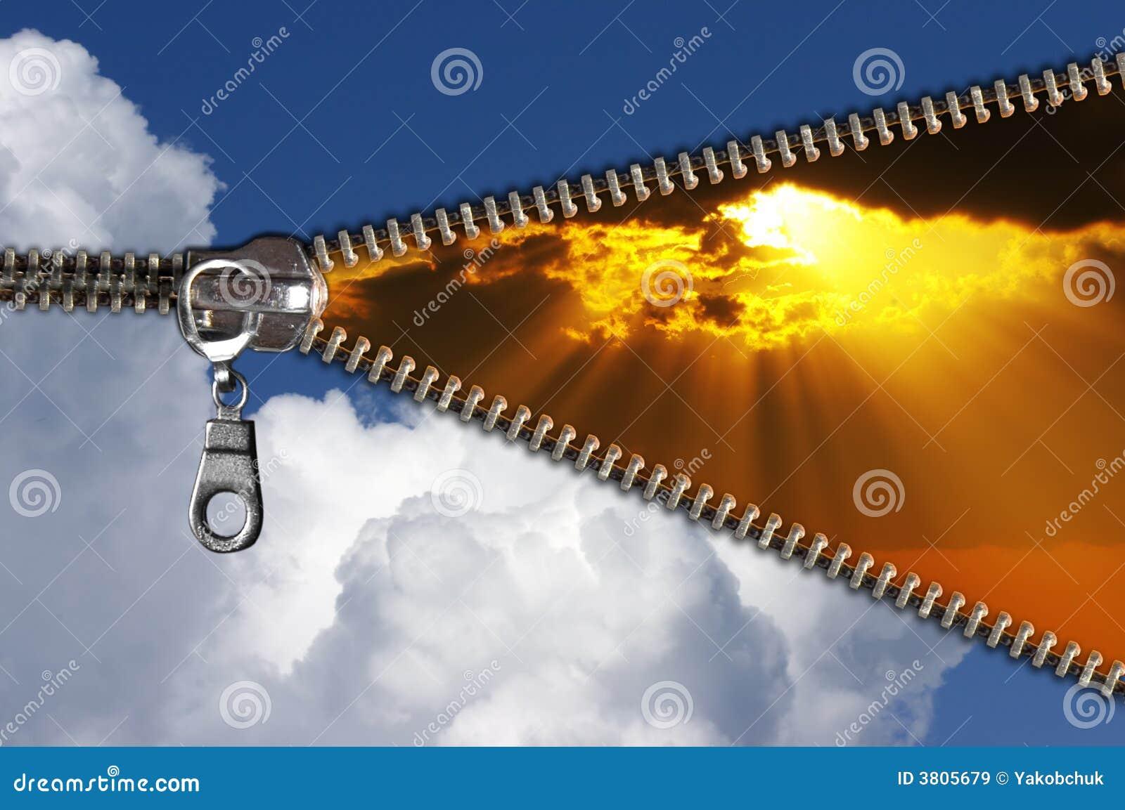 Cloudscape d amusement