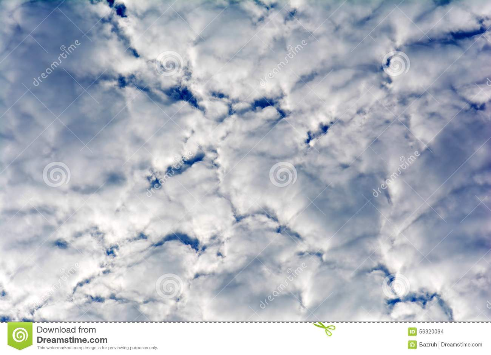 Blue cloudy sky  background  Light Blue Cloudy Sky