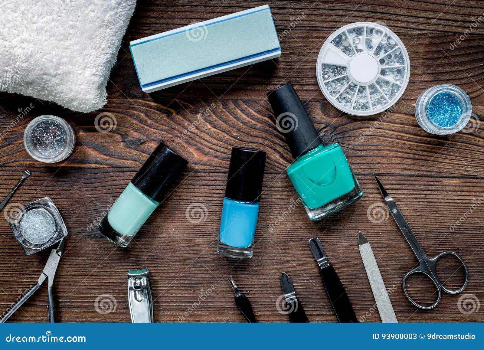 Lne table À ongles manucure bureau pour personnes avec