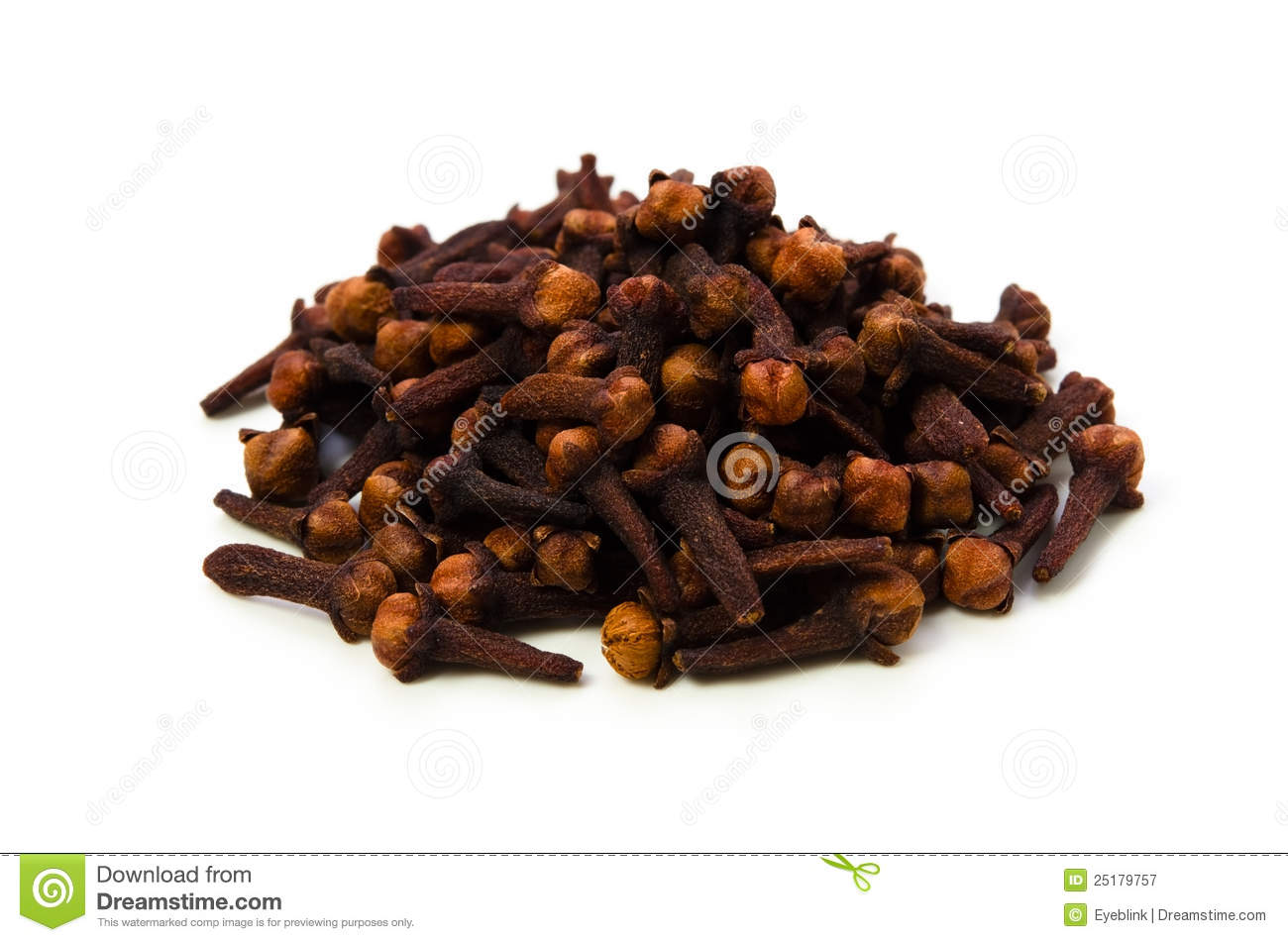Clove royalty free stock photography image 25179757 for Clove oil fish