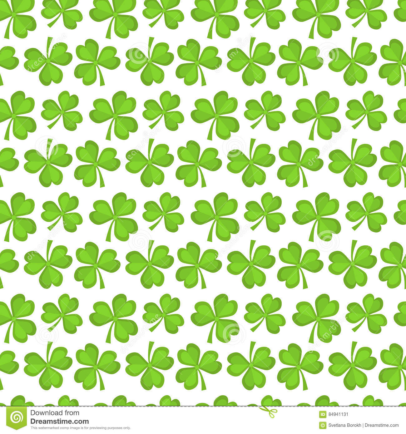 shamrock pattern wallpaper 1366x768 - photo #7