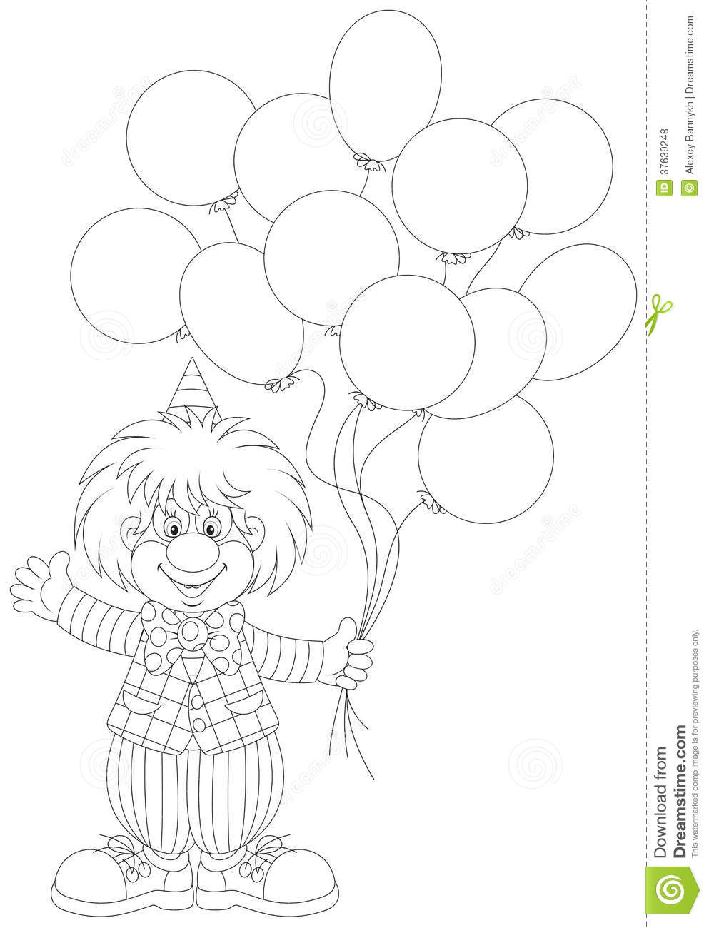 Clown Coloring Pages furthermore Odd Pencil Drawings additionally Clipart LcKazgBca furthermore Two Fun And Easy Shark Games For Shark as well 72157632799134725. on scary balloon drawings