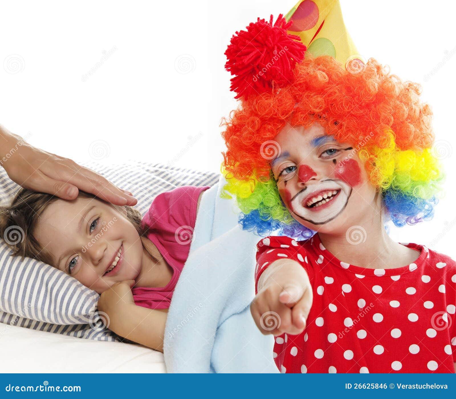 Clown d hôpital