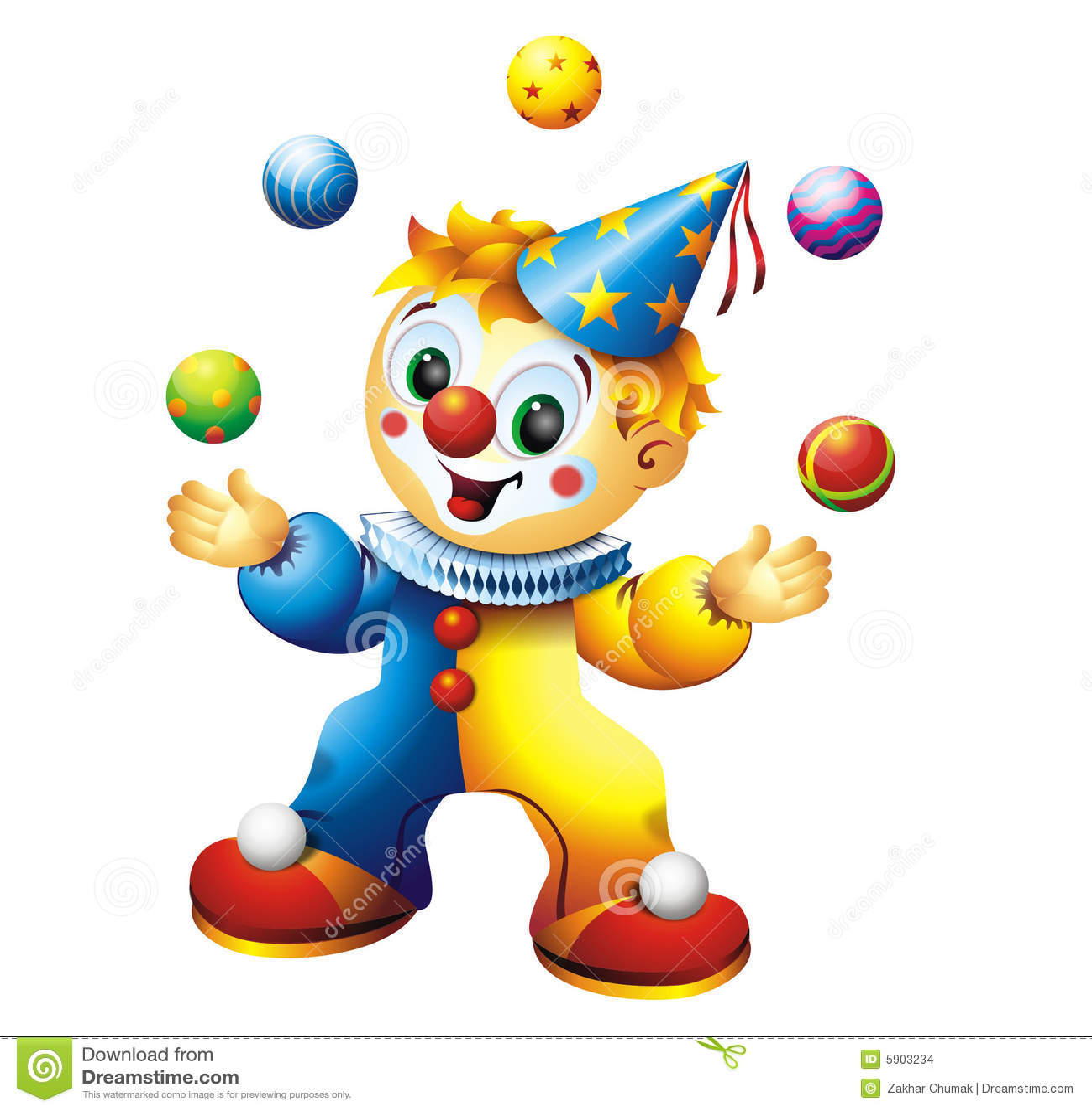 clown de jonglerie illustration stock illustration du crowns clipart clown clipart