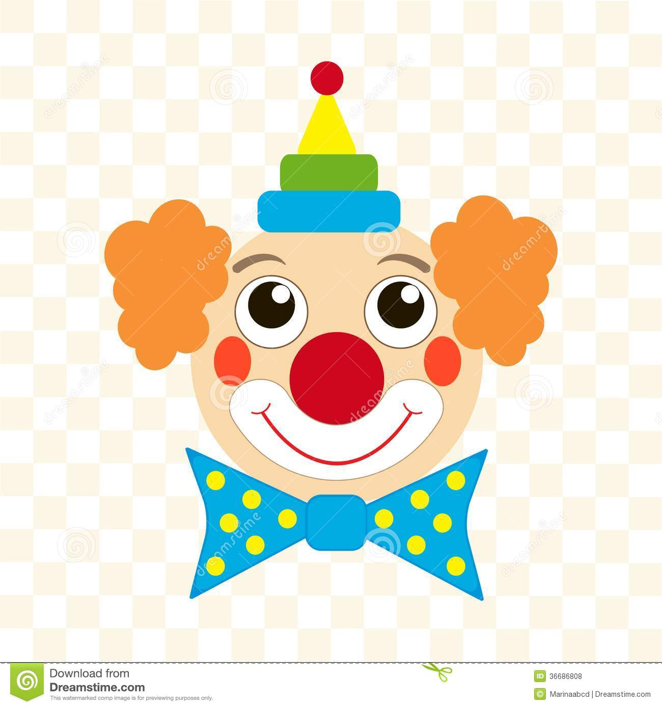 Clown Face Images Stock Pictures Royalty Free Clown Face ...