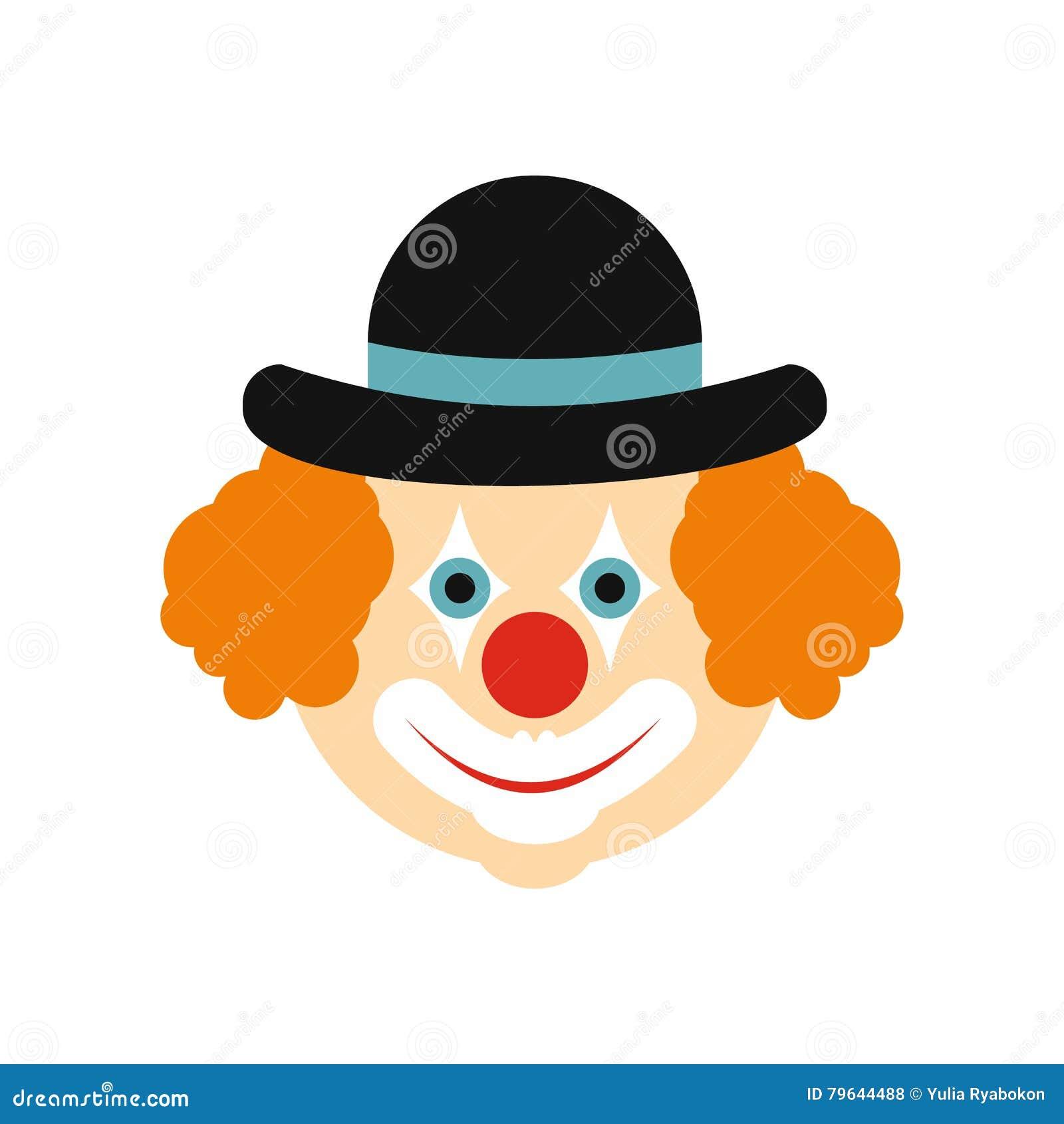 Clown vlak pictogram