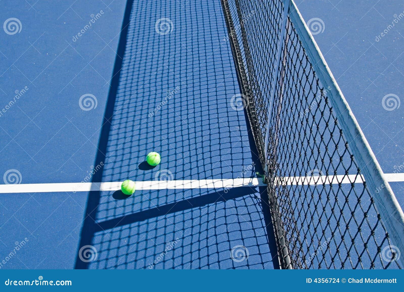 Club de tenis del centro turístico
