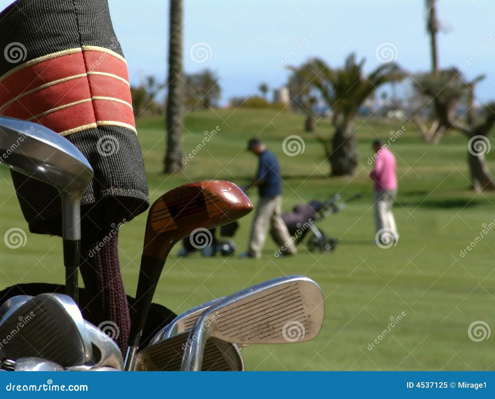Club di golf & terreno da golf