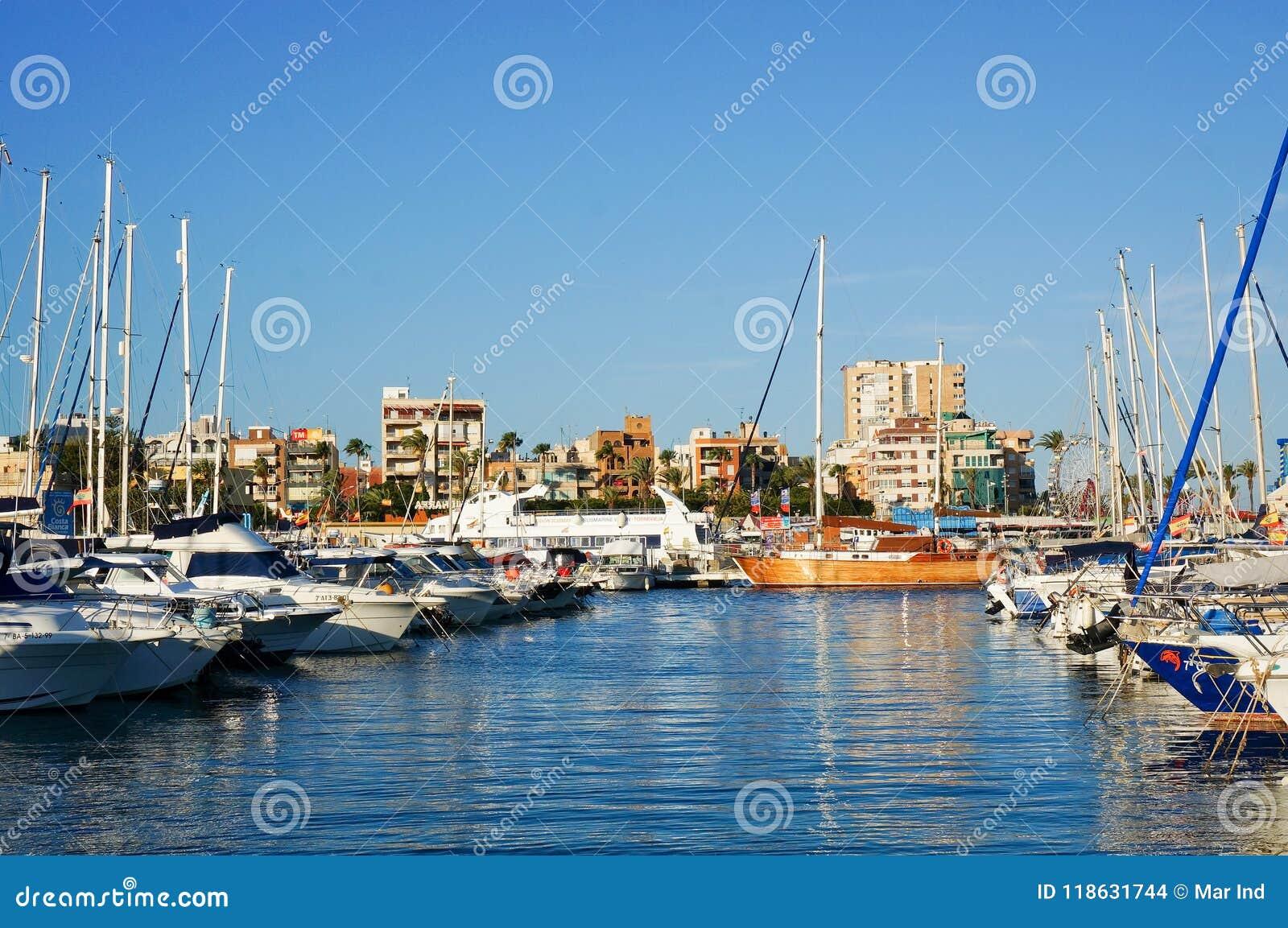 Club nautique de Torrevieja