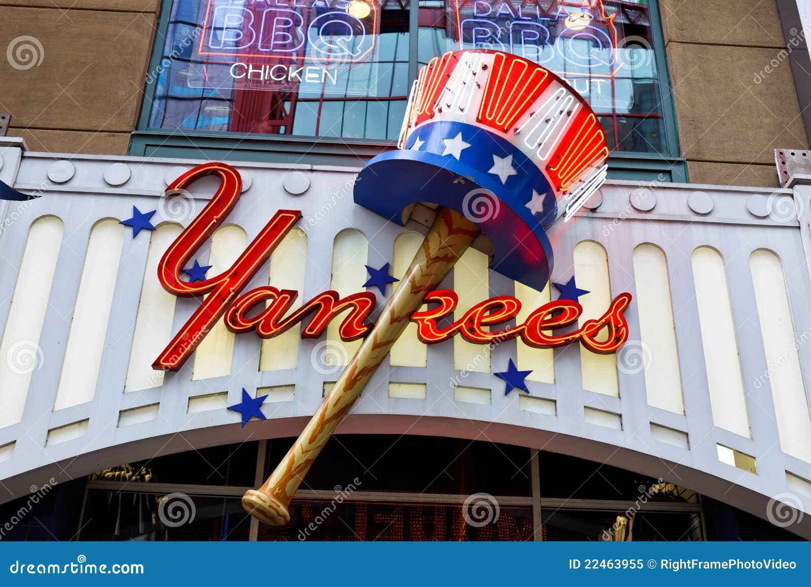 Club New York City de los yanquis