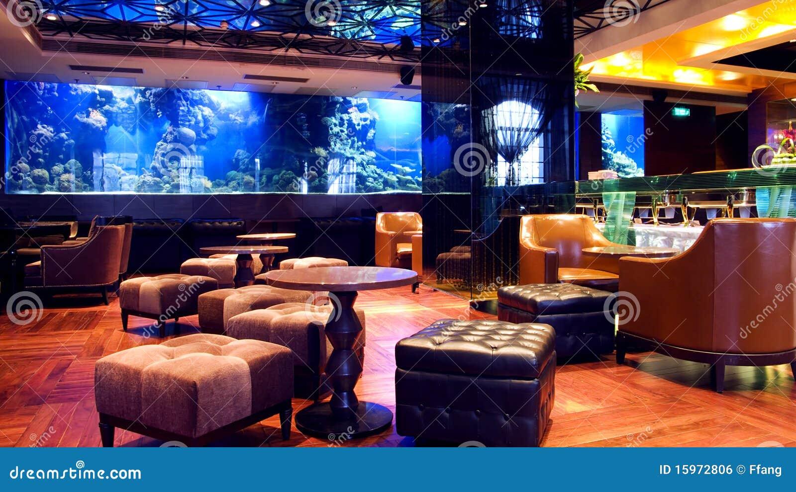 Club nocturno de lujo