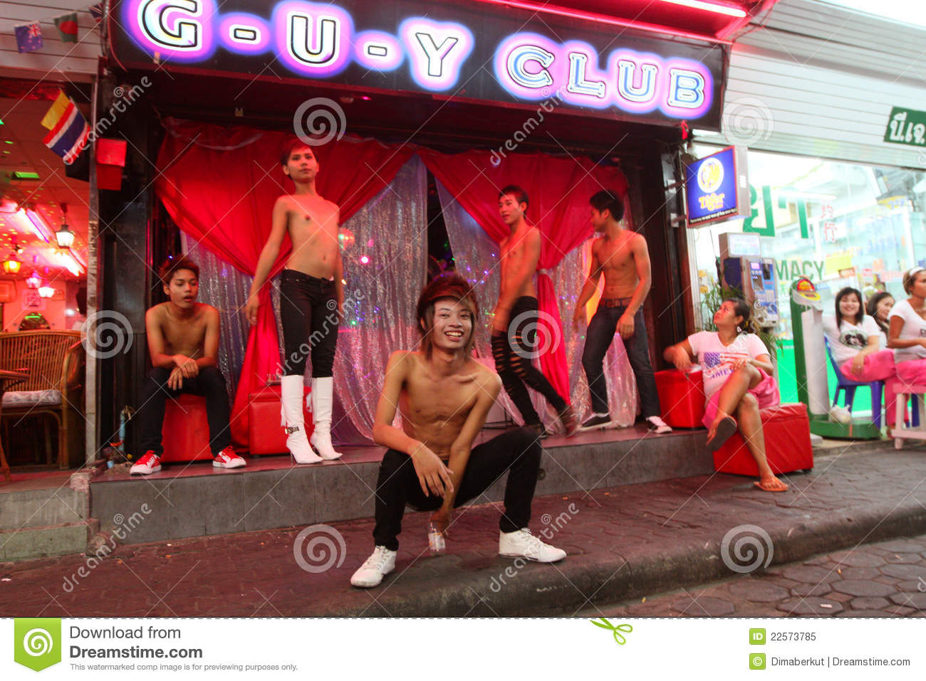 Gay in pattaya